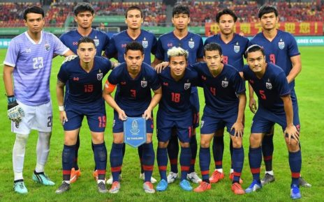ทีมชาติไทย พบกับ เวียดนาม